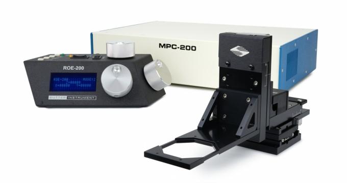 3DMS Platine motorisée X, Y, Z pour chambre  expérimentale
