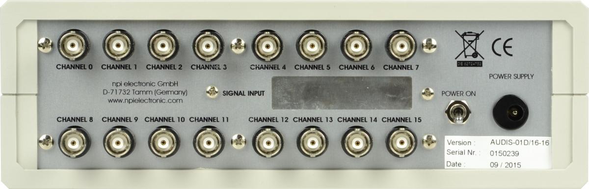 AUDIS-01D-16 Moniteur audio -2