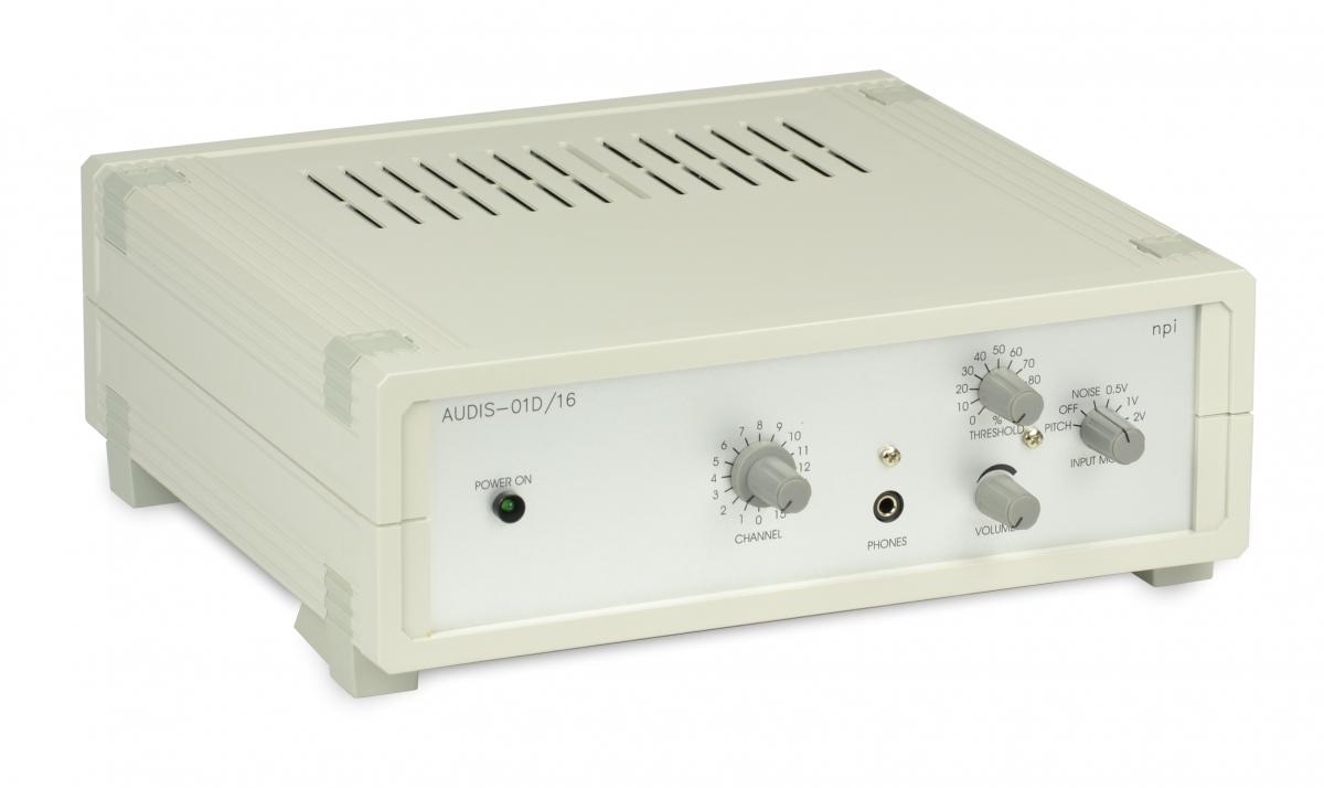 AUDIS-01D-16 Moniteur audio -3