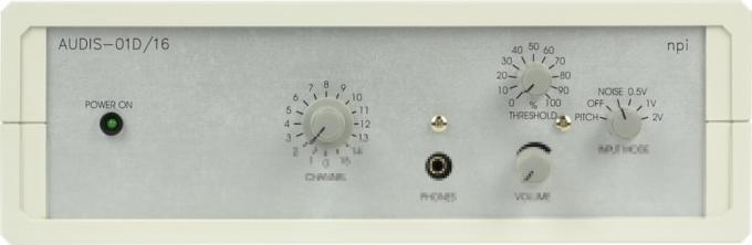 AUDIS-01D-16 Moniteur audio