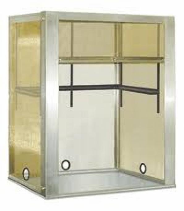 Cage de Faraday TMC Modèle Bench Top