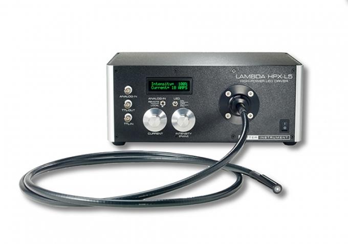 Lambda HPX L-5 Source lumineuse LED haute puissance SUTTER INSTRUMENT