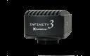 Caméra INFINITY3-1PF : 1.4 MPixels couleur ou monochrome refroidie