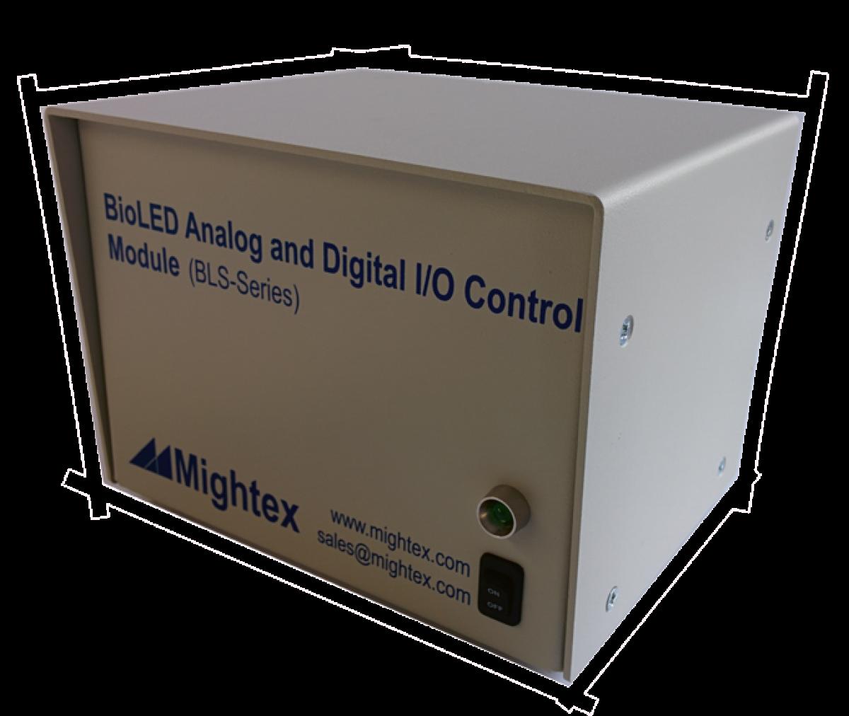 BLS-IO 04 Boitier de contrôle MIGHTEX - analogique et numérique -2