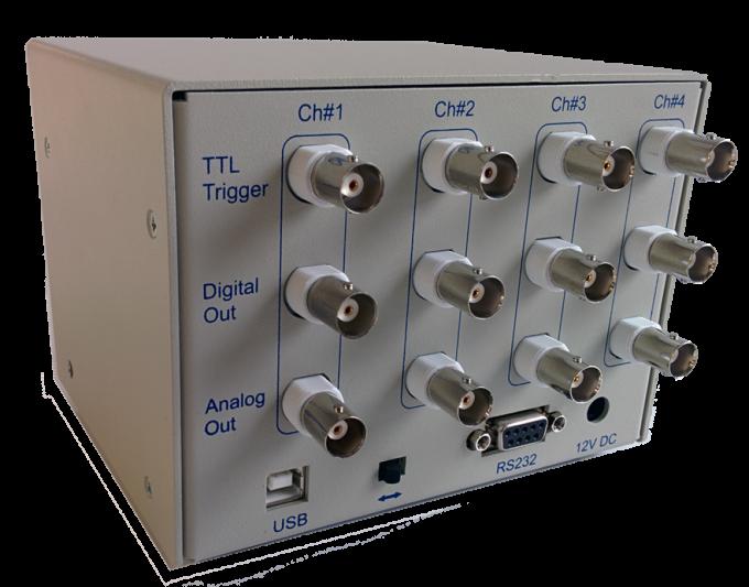 BLS-IO 04 Boitier de contrôle MIGHTEX - analogique et numérique