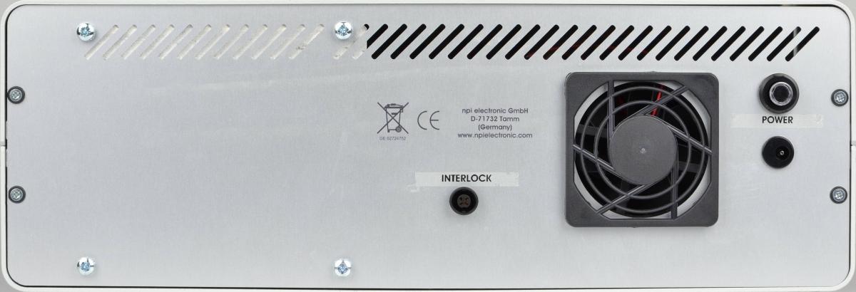 LDU-01D Contrôleur laser pour stimulation optogénétique -2