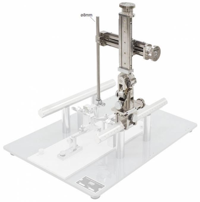 SMM-200 Micromanipulateur stéréotaxique