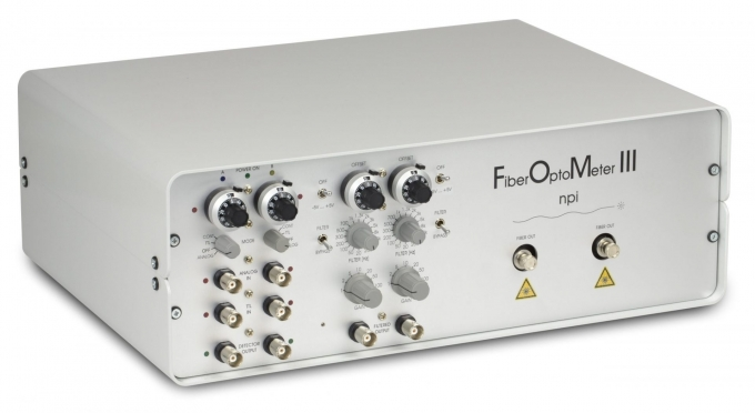 FOM-02D FiberOptoMeter  : le