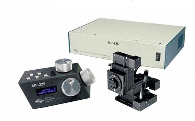 MP-225 micromanipulateur 3 axes + 1 axe diagonal