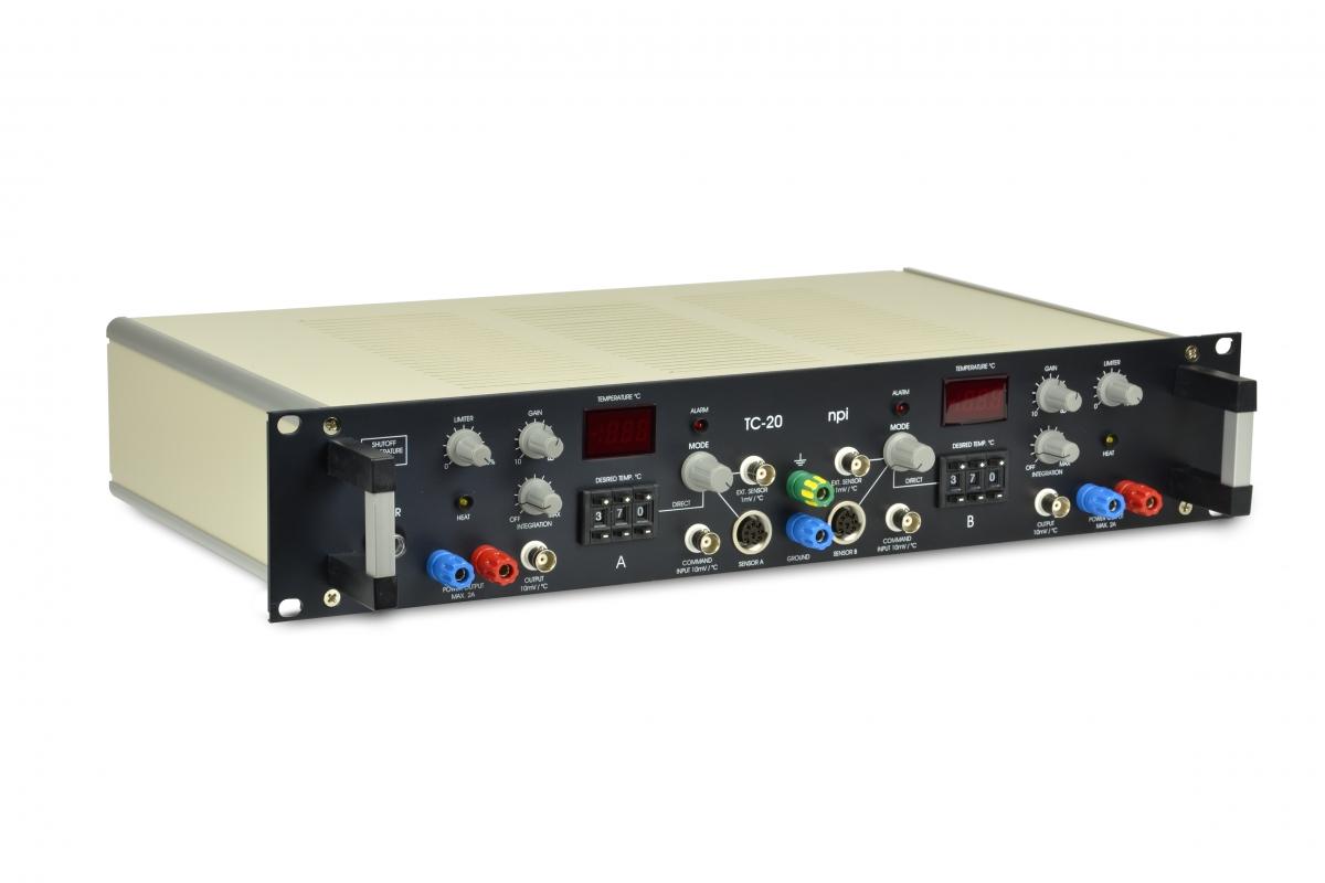 TC-20 Régulateur de température à 2 canaux -2