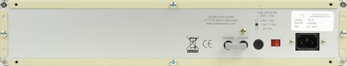 TC-20 Régulateur de température à 2 canaux -3