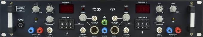 TC-20 Régulateur de température à 2 canaux