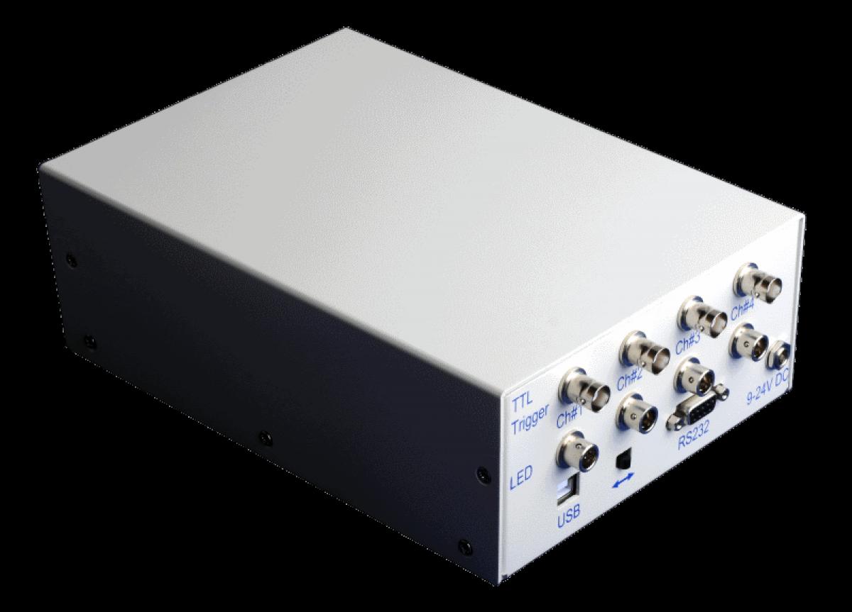 BLS-SA Boitier de contrôle piloté par logiciel ou TTL -2
