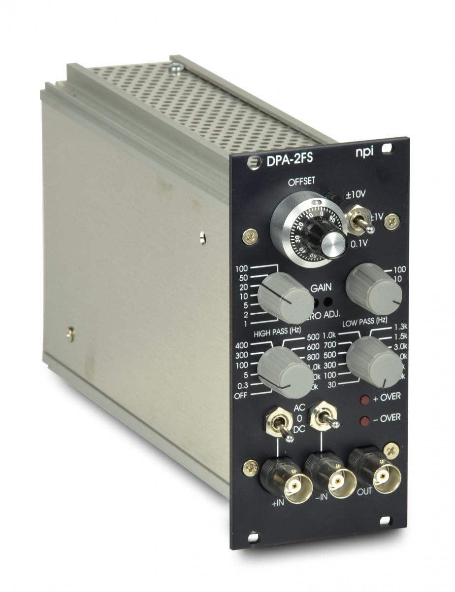 DPA-2FS Module amplificateur -2