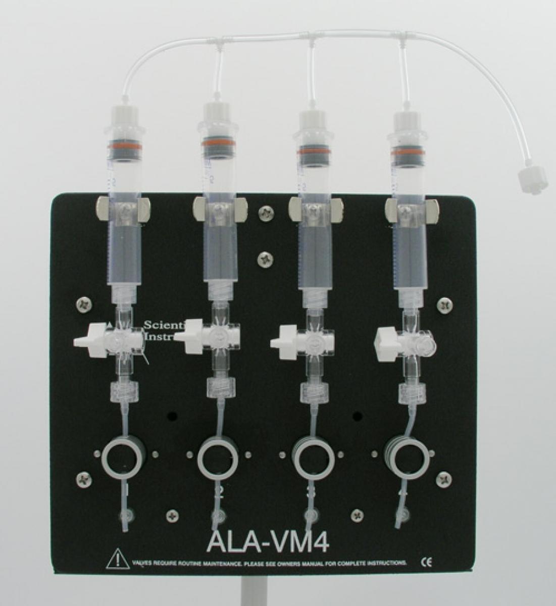 VC3-4xP système de perfusion 4 réservoirs -4