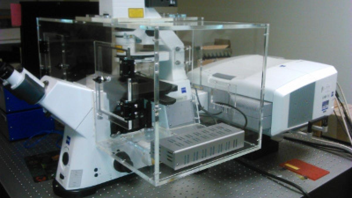 Système d'incubation pour microscope ZEISS -3