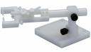 SGP-4 Porte-tête pour souris compatible pour scanner IRM