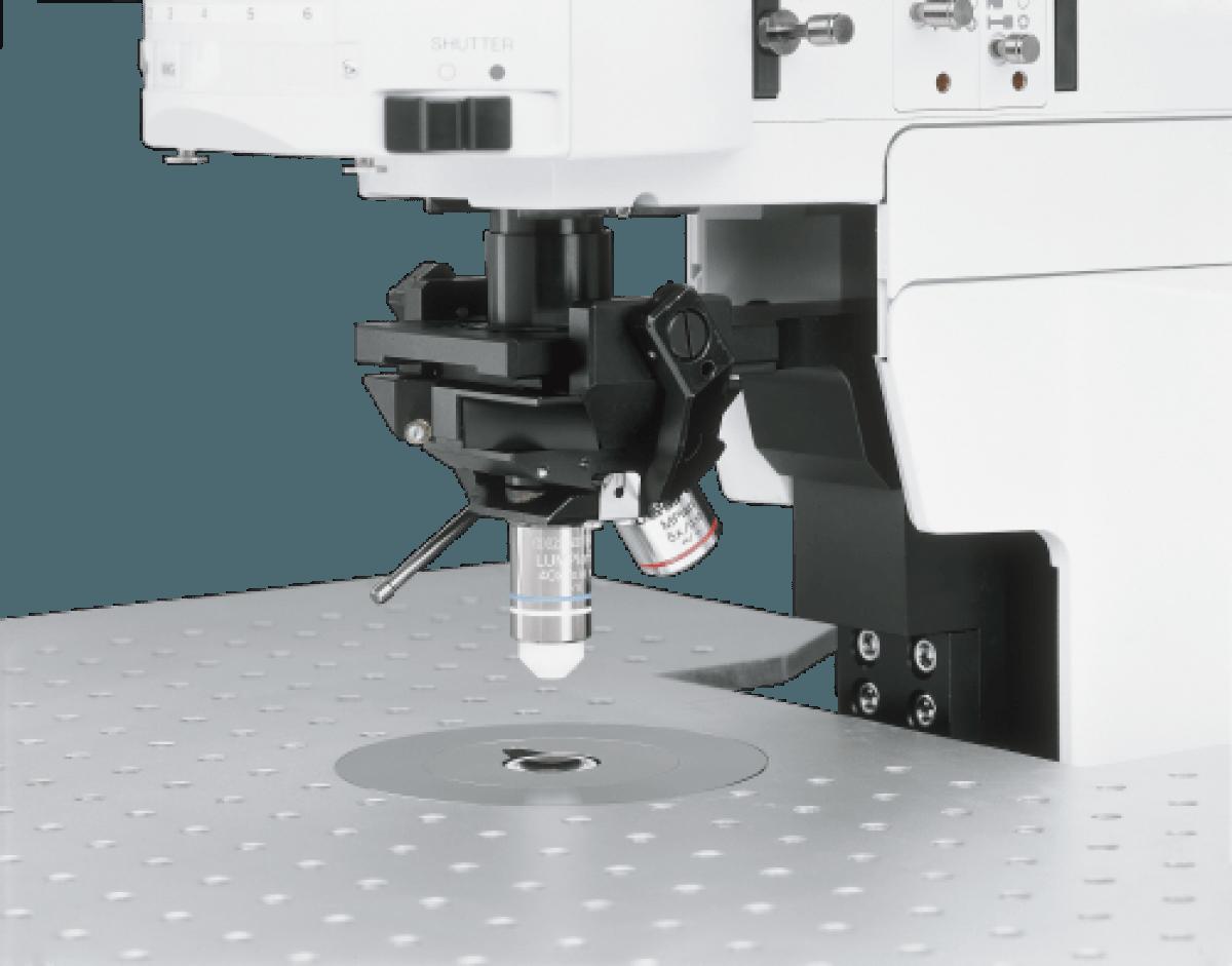 Microscope OLYMPUS BX51WI -4